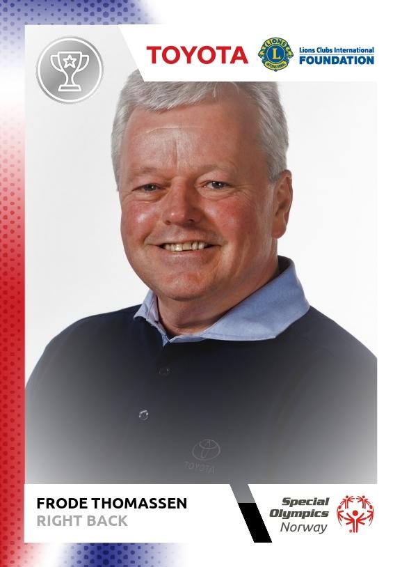 Frode Thomassen