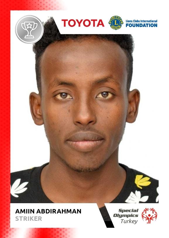 Amiin Abdirahman